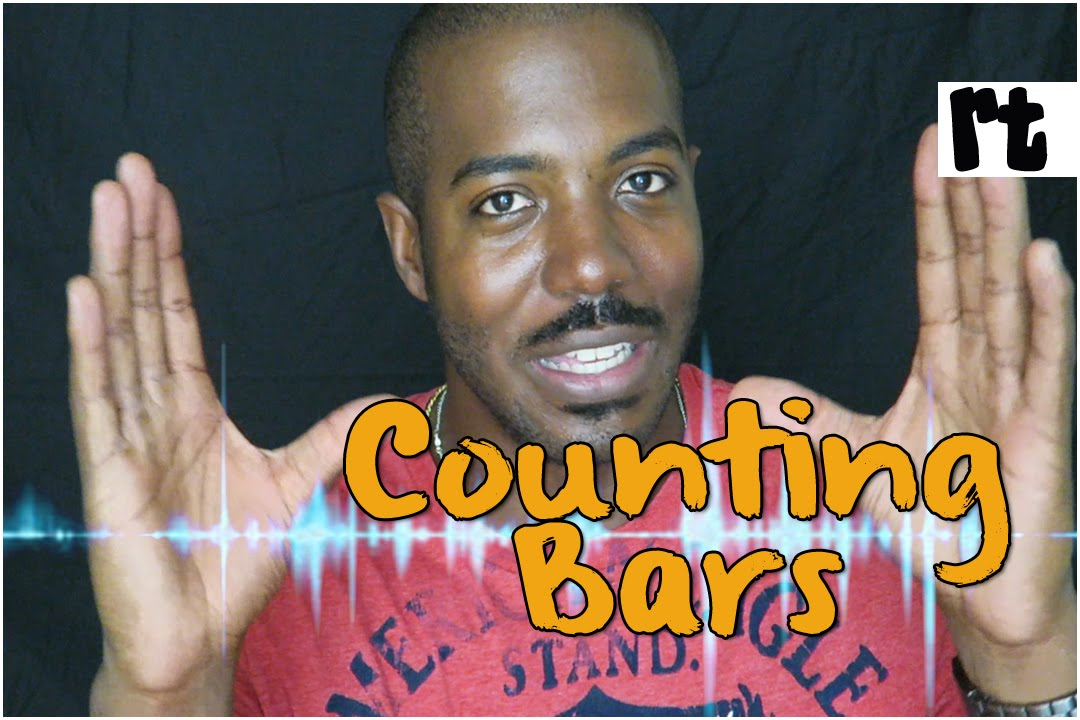 how to count bars in rap