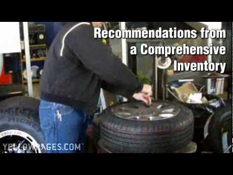 Asheville Auto Repair Jan Davis Tire Store