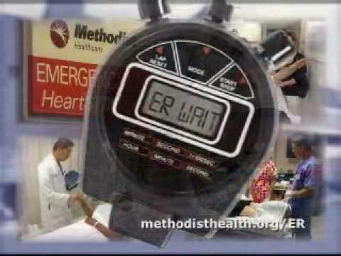 Memphis ER Wait Times