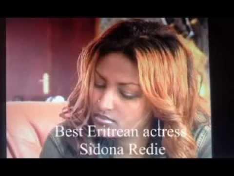 Eritrean actress Sidona Redie