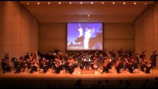 【映像付コンサート】トムとジェリー「星空の音楽会」Tom and Jerry in the Hollywod Bowl