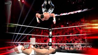 "2010/2012: Evan Bourne 3rd & Last WWE Theme Song - ""Born To Win"" + Download Link"