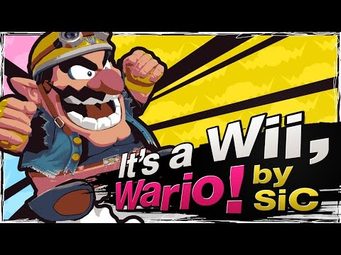 Wario Combo Video - It's a Wii, Wario! | by SiC - Smash 4 Wii U