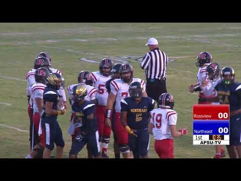 Rossview High School vs Northeast High School (9/8/2017)