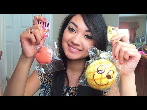 Squishy Purple Banana 25 : SQUISHY PACKAGE! (KawaiiSquishyShop) #13 - YouTube