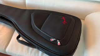 Review Funda Fender FE1225 ¿La mejor funda de guitarra por el precio?