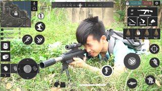 ( Phim Ngắn) FreeFire: Trận Chiến Của Những Đứa Trẻ 2 | Phiên Bản Con Nít - NCT Vlogs.