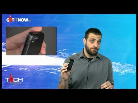 LG GT 505 - 3'' LCD Display