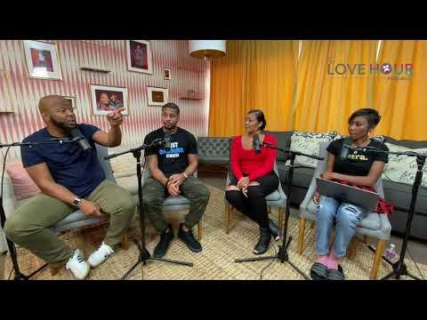 #TheLoveHour | Balance is a myth w/ Khadeen and Devale Ellis