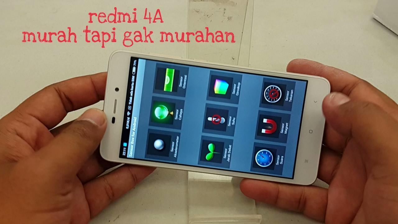 Review Xiaomi Redmi 4a Indonesia Versi Termurah Saat Ini