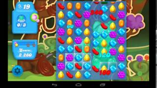 Candy Crush Soda Saga Level 8 - 3 Star Walkthrough