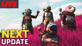 No Man's Sky NEXT Multiplayer Gameplay Live