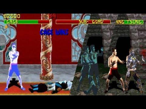 Mortal Kombat - Johnny Cage Showtime【TAS】