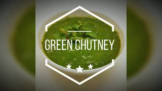 Easy,  Quick and Tasty Green Chutney Recipe