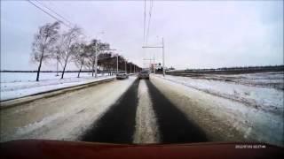 Подборка Аварий и ДТП Январь 2016. Часть 1