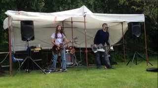 Bankrupt Pug - Beat My Guest (Adam & The Ants Cover - Live @ The Big Bike Shop - 29.07.2012)
