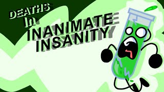 Every Inanimate Insanity Death