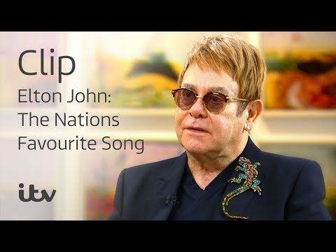 Most Popular Song | Elton John: The Nations Favourite Song | ITV