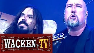 Скачать Rage Full Show Live At Wacken Open Air 2017