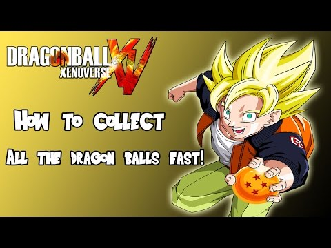 Dragon Ball Xenoverse How To Get All Dragon Fast And Easy