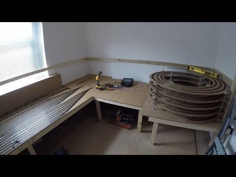 Building a Model Railway #3 – Fiddle Yard – Part 1