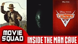 Alien Covenant Poster, John Cleese and the DCEU, and What Needs a Reboot? - INSIDE THE MAN CAVE