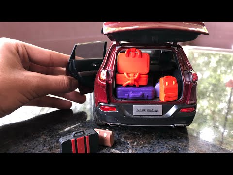 Diecast Unboxing-2015 Jeep Cherokee 1/18 Diecast By Paudi Models