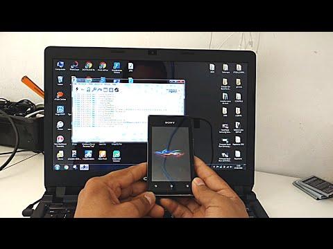 Firmware Stock Rom Sony Xperia E, E1, E3, E4, E5, Como instalar, Atualizar, Restaurar