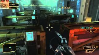 Deus Ex Missing Link прохождение часть 1