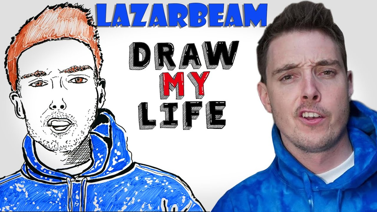 LazarBeam : Draw My Life (2020)