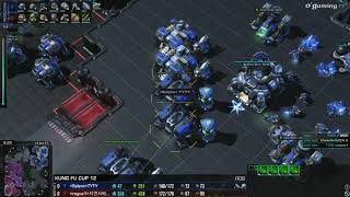 KungFu Cup #12 - ROGUE VS TY