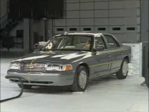2003 2010 ford crown victoria iihs crash tests youtube. Black Bedroom Furniture Sets. Home Design Ideas