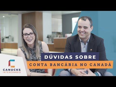 Dúvidas Sobre Conta Bancária no Canadá | Canucks Intercâmbio