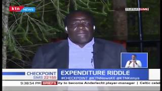 The expenditure riddle (Part 1) |CHECKPOINT