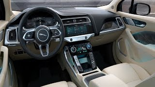 2019 Jaguar I-PACE. Interior and Key features. Overview.