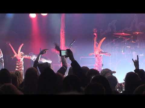 Columbus Events Group presents Belphegor Live in Columbus, Ohio November 10, 2017