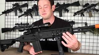 Airsoft GI - CYMA CM032 M14 EBR Enhanced Battle Rifle DMR AEG