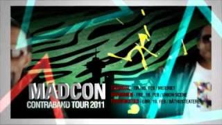 Madcon Contraband Tour 2011 -  TV Spot