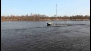 тест човни ПВХ Аква 2600