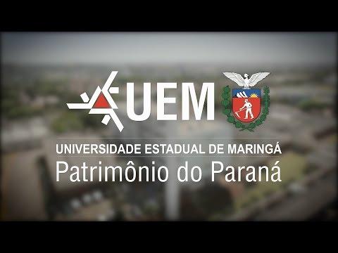 Vídeo Institucional UEM - Dados