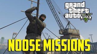 GTA V - Noose Missions
