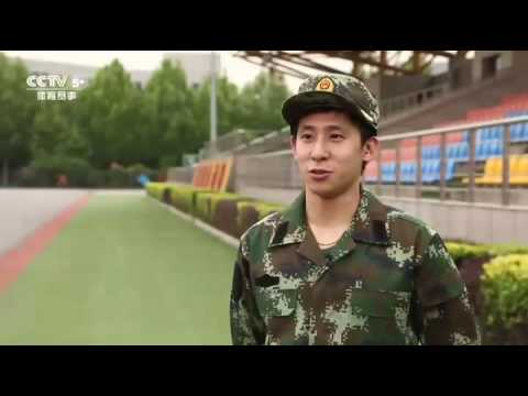 2016 0606 Cong HAN Interview about military training (CCTV)