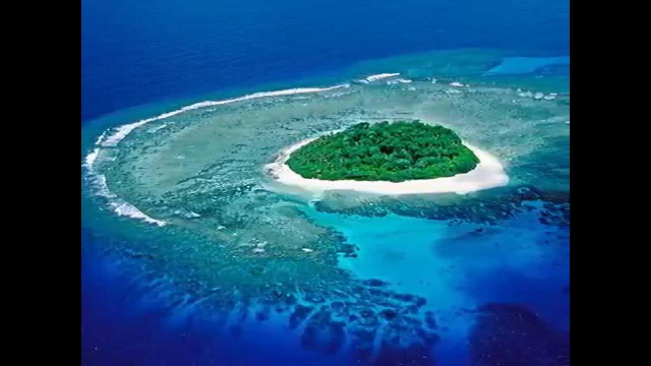 Hermosas islas spratly archipi lago en mar meridional de for Radiadores 7 islas