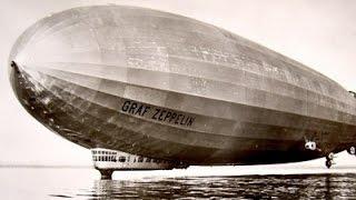 Samoloty wojskowe na świecie - Sterowce Zeppelina