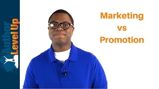Marketing vs Promotion