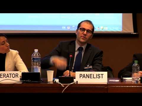 Integrating human rights in international investment - UN Forum on Business and Human Rights