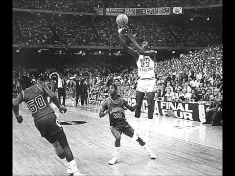 1982 NCAA Championship - UNC Tar Heels vs. Georgetown Hoyas (Radio Broadcast)
