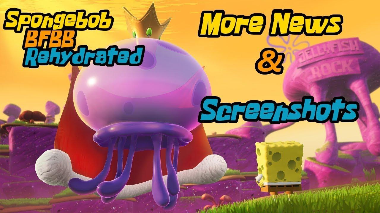 Spongebob Battle For Bikini Bottom Rehydrated More News Screenshots
