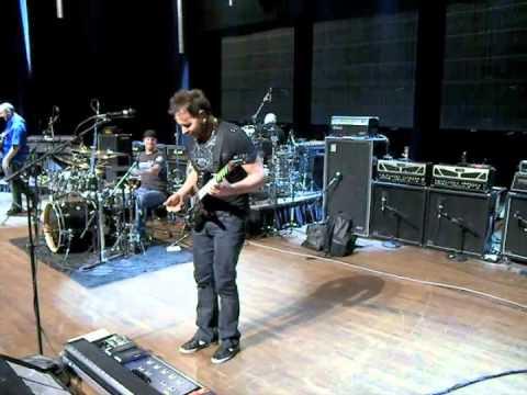 Satriani and Martone Tour 2011