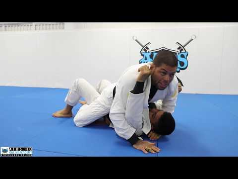 The Best Way To Mount From Side Control - White To Black Belt - Concepts, Details & Submissions